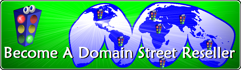 Start A Domain and Hosting Reseller Down On Domain Street